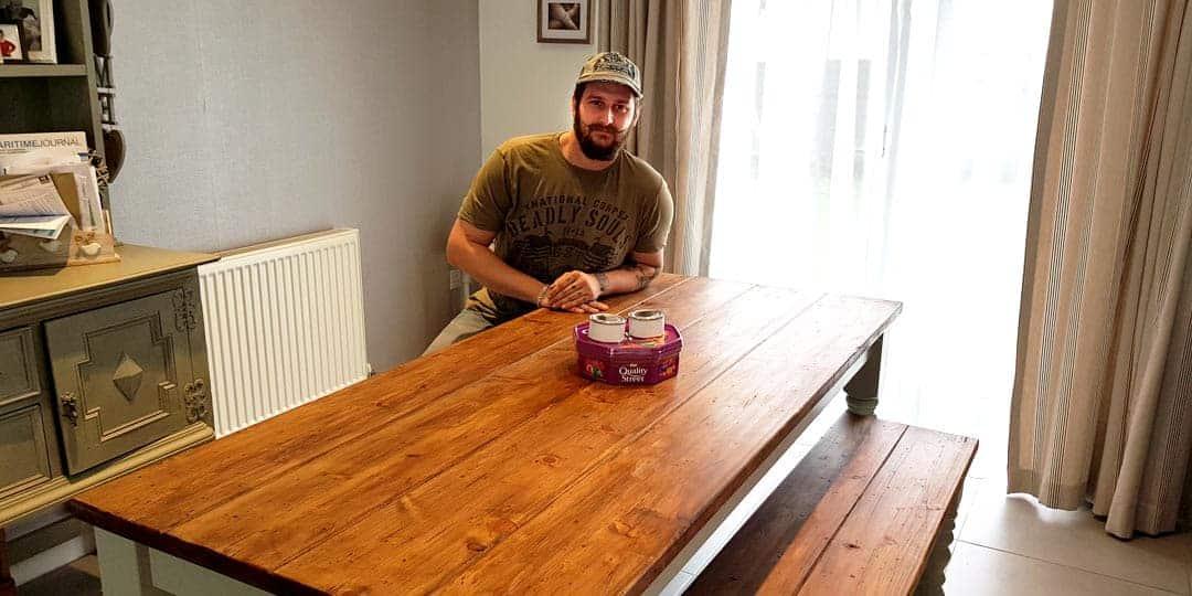 AJ Farmhouse Table