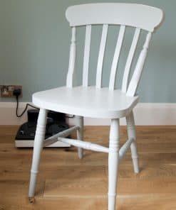 Farmhouse Slat Chair