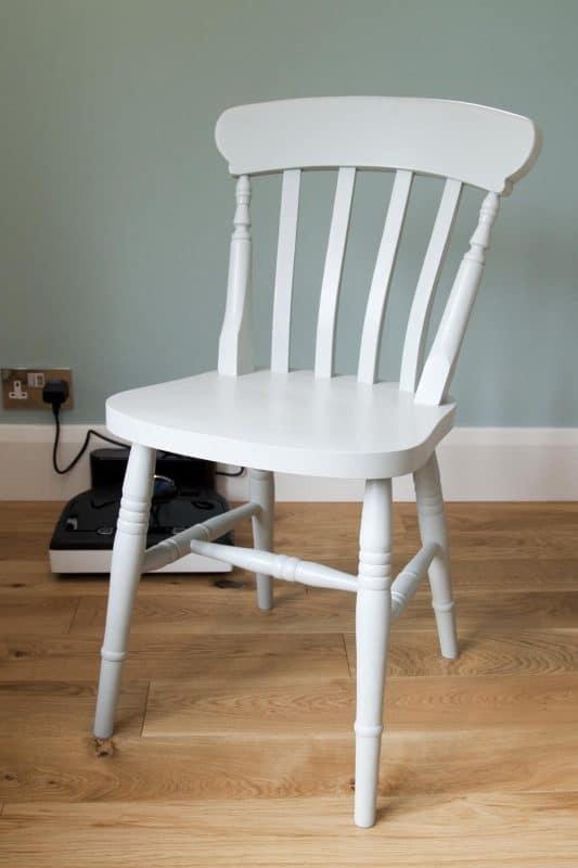 Farmhouse Slat Chair